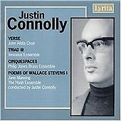 Justin Connolly, Verse, Triad III, Cinquespaces, Poems of Wallace Stevens I, Jan