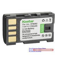 Kastar Replacement Battery for JVC BN-VF808 BN-VF808U & JVC GZ-MG155 Camcorder