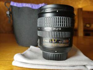 Nikon AFS DX Nikkor 18-70 mm 3.5-4.5 G ED