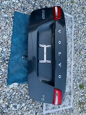2011 2012 2013 2014 2015 Volvo S60 Trunk Lid Hatch Gate Gray And Black OEM