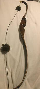Fred Bear Grizzly Recurve Bow 58 In. 45 Lbs. Right Hand