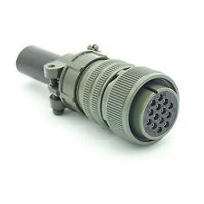 14 Pin Female Plug 136960 152369 Connector For Miller Hobart Tig Mig Welder