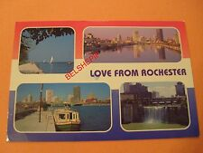 Rochester, USA, Postcard