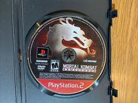"Mortal Kombat: Armageddon (Sony PlayStation 2, 2006) ""Disc Only"""