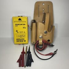 Greenlee 5715 Gas Lamp Tester Amp Pouch With All Probes Beha Lt 277 Ships Free