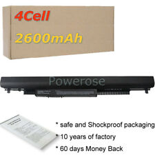 Battery HS04 for HP 250 G4 Laptop Replace 807956-001 807957-001 HS03 HS03031-CL
