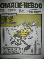 CHARLIE HEBDO 529 PATINAGE ARTISTIQUE RISS LUZ MOUGEY WOLINSKI CHARB JUL 2002