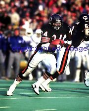 Walter Payton 1975-87  Chicago Bears HOF'er Color 8x10 B