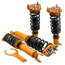 4pcs Coilover Struts Suspension Parts for Honda Prelude 92-2001 Shock Absorbers
