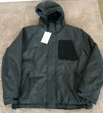 NEW Mens American Eagle AE All-Climate Jacket Water Resistant Windproof XL $149