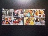 GB 2020 Commemorative Stamps~Coronation Street~Fine Used Set~ UK Seller