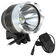 2000Lm CREE XM-L T6 LED Bicycle Light Headlamp  +Battery + O-ring + Charger