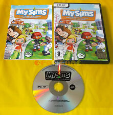 MYSIMS Pc My Sims Versione Italiana ○○○○○ COMPLETO - AX