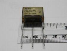 RIFA PZB300MC11R30 .10uF( X1) 2x2200pF(y2) Delta EMI Suppression Capacitor