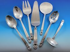 Royal Danish by International Sterling Silver Essential Serving Set Large 7-pc