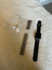 Apple Watch Series 3 38mm - Rose Gold GPS + Cellular With 2 Official Straps