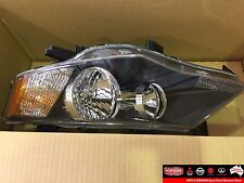 New Genuine Mitsubishi ZG Outlander Headlamp Assembly L/H #8301A151