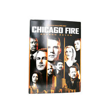 Chicago Fire Season 7  (DVD, 6-Disc Set) Free Shipping