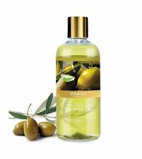 Vaadi Herbals Shower Gel Breezy Olive And Green Apple 300Ml