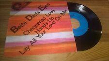 """7"""" VA Bette Days Eyes : Amiga Quartett Sampler (4 Song) AMIGA Silly P Ziegler"""