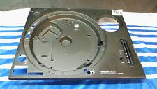 Technics MK5 Top Cabinet Panel Plinth Face Plate Chassis Black 1210 M3d (tp29)