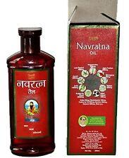 Navratna ayurvedisches Massageöl mit Amla und Kräuter-Extrakten
