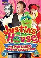 Justin's House: The Fantastic Bumper Collection (4 DVD Set) [DVD][Region 2]