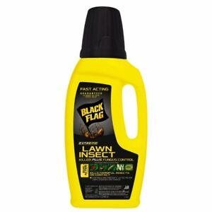 Black Flag Extreme Lawn Insect Killer Plus Fungus Control 32 Fl Oz