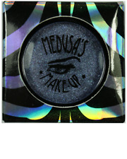 MEDUSA'S MAKEUP Eyeshadow Pressed Mineral Powder *Midnight Oil* navy shimmer BN