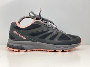 Karrimor Tempo 5 Trail Women's Grey Mesh Running Trainers UK Size 7