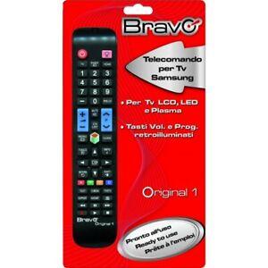 Telecomando per TV Samsung (nero) - BRAVO ORIGINAL 1