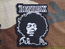 ECUSSON PATCH THERMOCOLLANT toppa aufnaher JIMMY HENDRIX musique rock hard biker