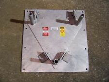 AMERITE-AMERICAN 45G - TILT BASE PLATE FOR CONCRETE, COMPARABLE TO ROHN STYLE
