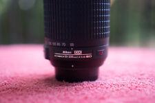 Nikon NIKKOR 20050 55-200mm f/4-5.6 II DX G AF-S VR SIC ED Lens