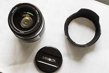 Minolta AF 35mm f/1.4 - legendary lens - excellent condition