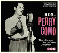Perry Como : The Real Perry Como CD 3 discs (2011) ***NEW*** Fast and FREE P & P