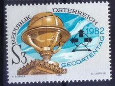 Ag5- Geodesists Day 1982, Geology, Science, Austria 1982 MNH