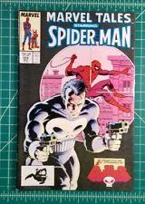 Marvel Tales #209 (1988) Marvel Comics 1st App Punisher & Jackal Reprint VG/FN