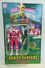 1994 Bandai Mighty Morphin Power Rangers Auto Morphin KIMBERLY Pink Ranger #2312