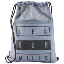 Reebok Les Mills Gymsack Backpack Bag Rucksack BodyCombat RPM BodyPump Attack