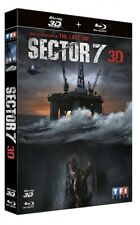 Sector 7 BLU-RAY 3D + BLU-RAY NEUF SOUS BLISTER