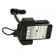 FM Transmetteur iPhone 3G,3 GS,4,4S, iPod, MP3 Neuf Livraison gratuite