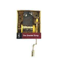 I Have ein Kleiner Dreidel - The Yiddish Dreidel Lied - Handkurbel Spieldose