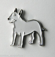 Nice Quality Bull Terrier Dog Lapel Pin Badge 1 Inch