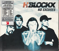 H-BLOCKX : NO EXCUSES / CD (LIMITED DIGIPACK EDITION) - TOP-ZUSTAND