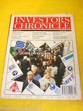 INVESTORS CHRONICLE - SUPER INVESTORS - MARCH 4 1994