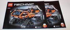 Lego Technic 42038 Arctic Truck  mit BA,TOP Zustand!