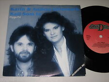 Karin & Anders Glenmark / Kall Som Is - 7""