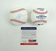 Kamala Harris For President 2020 Signed Autograph MLB Baseball PSA/DNA COA
