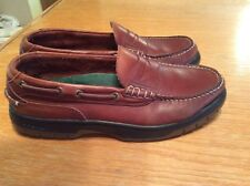 8c3c29d7f67 Men L L Bean Brown Penny Loafers Size 8.5 Leather